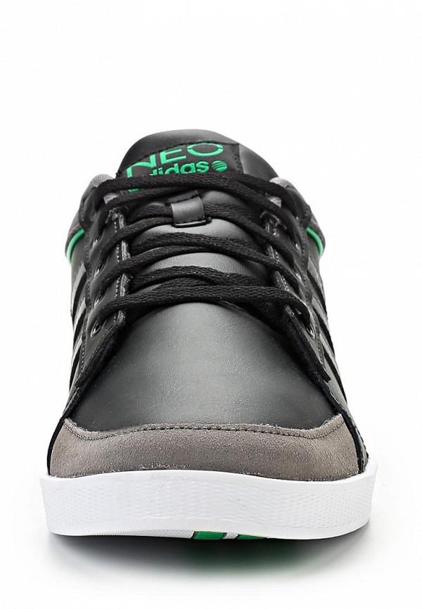 Мужские кеды Adidas Neo (Адидас Нео) F38823: изображение 3