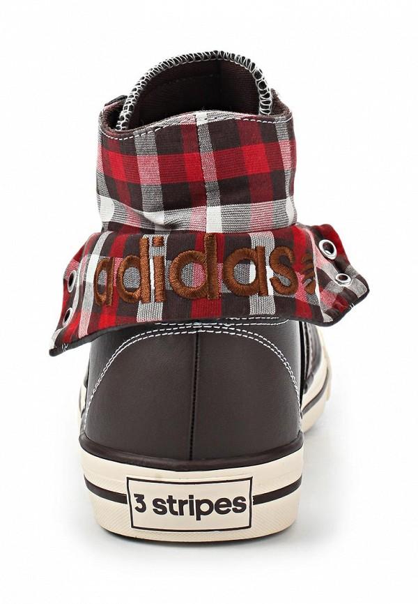 Мужские кеды Adidas Neo (Адидас Нео) Q38678: изображение 2