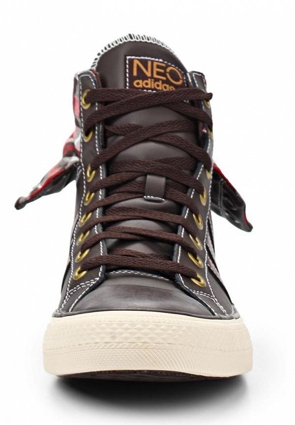 Мужские кеды Adidas Neo (Адидас Нео) Q38678: изображение 4