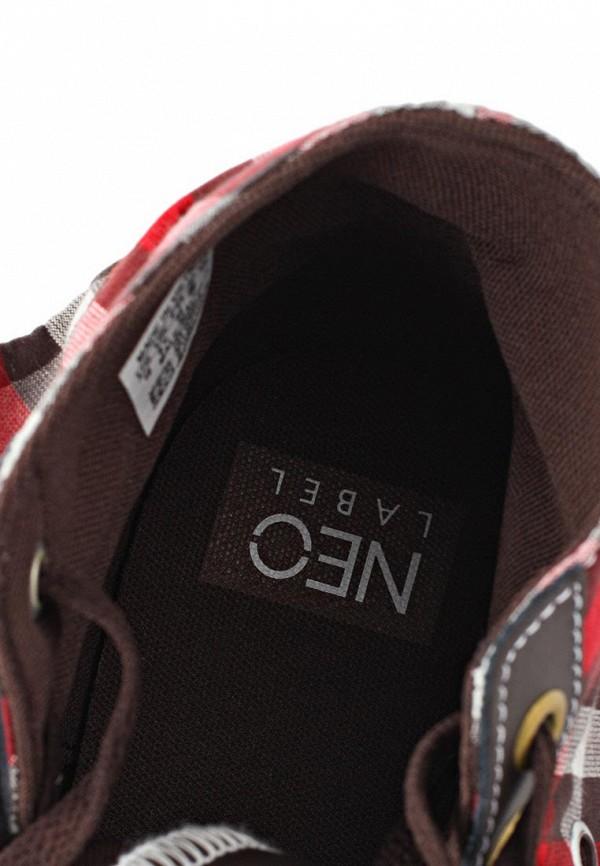 Мужские кеды Adidas Neo (Адидас Нео) Q38678: изображение 7