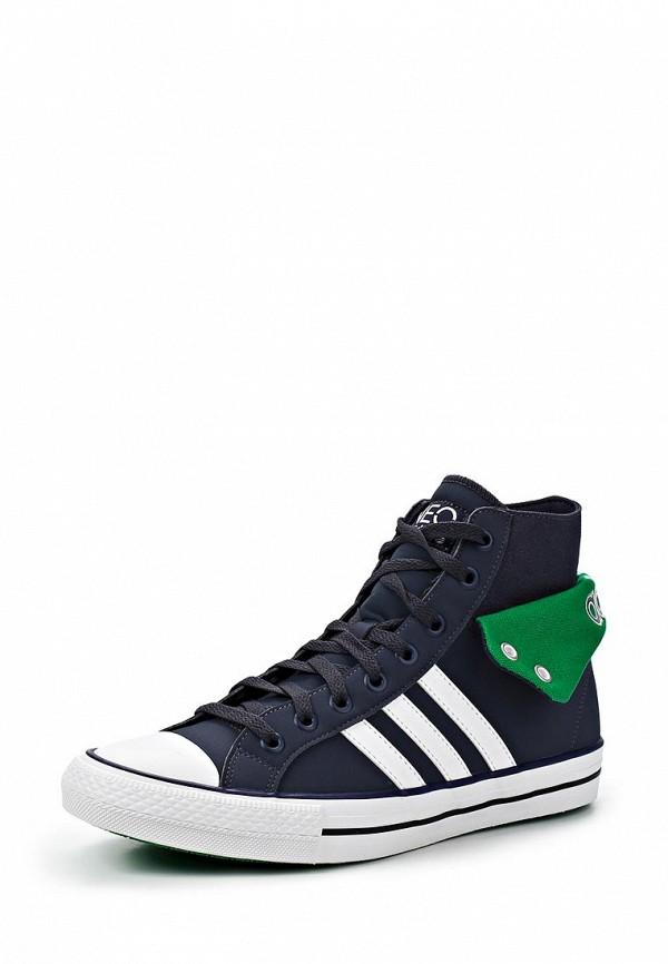 Мужские кеды Adidas Neo (Адидас Нео) Q38680: изображение 1
