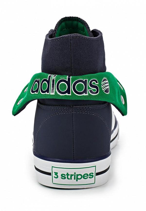 Мужские кеды Adidas Neo (Адидас Нео) Q38680: изображение 2