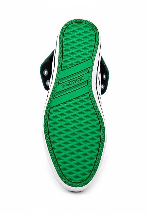 Мужские кеды Adidas Neo (Адидас Нео) Q38680: изображение 3
