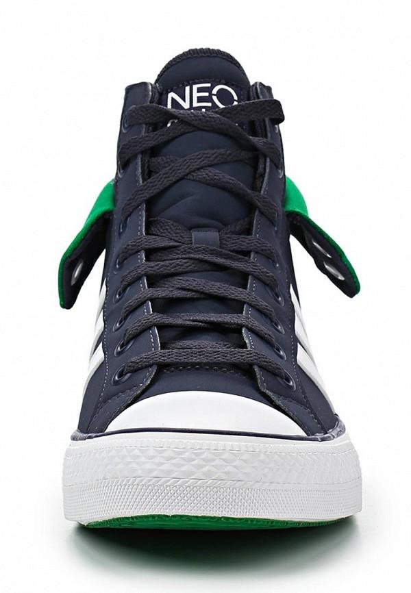 Мужские кеды Adidas Neo (Адидас Нео) Q38680: изображение 4