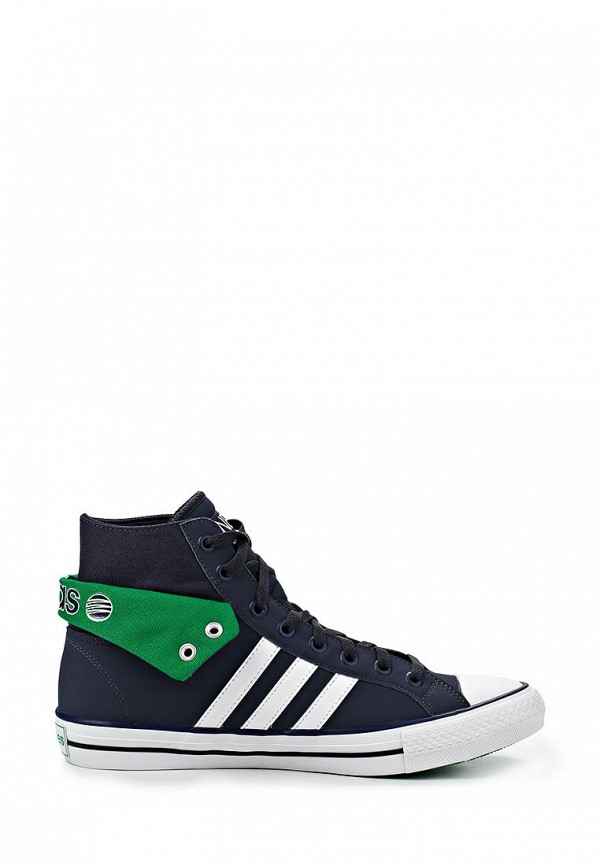 Мужские кеды Adidas Neo (Адидас Нео) Q38680: изображение 5