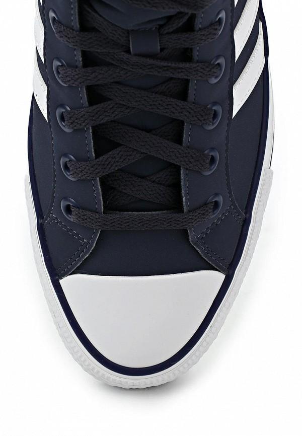 Мужские кеды Adidas Neo (Адидас Нео) Q38680: изображение 6
