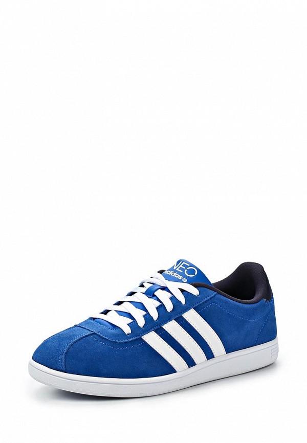Мужские кеды Adidas Neo (Адидас Нео) Q38717: изображение 1