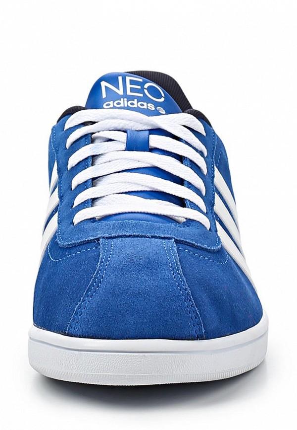 Мужские кеды Adidas Neo (Адидас Нео) Q38717: изображение 4