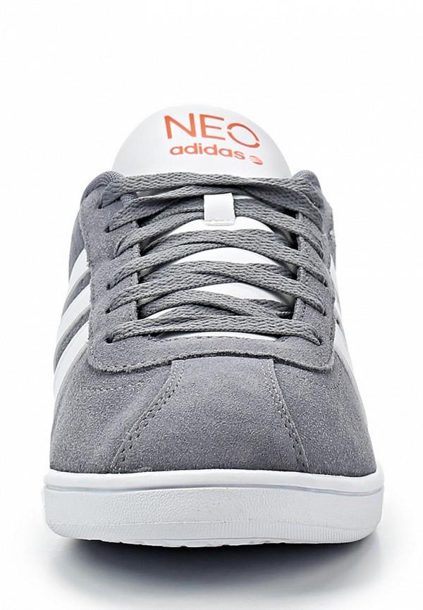 Мужские кеды Adidas Neo (Адидас Нео) Q38720: изображение 4