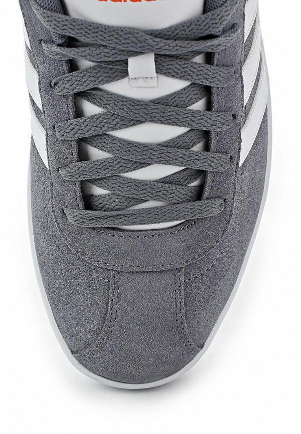 Мужские кеды Adidas Neo (Адидас Нео) Q38720: изображение 6
