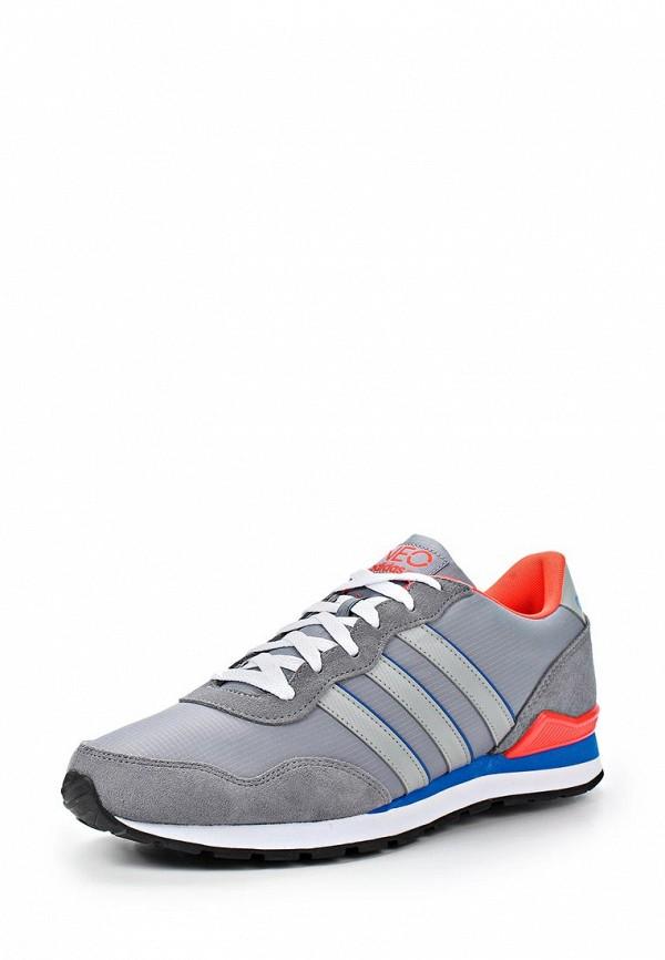 Мужские кроссовки Adidas Neo (Адидас Нео) Q38983: изображение 2