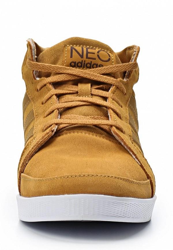 Мужские кеды Adidas Neo (Адидас Нео) Q38996: изображение 4