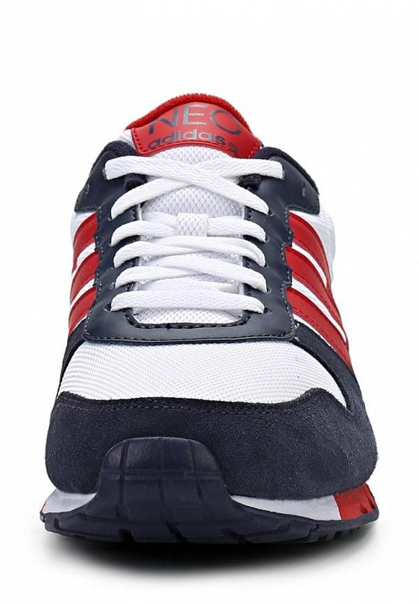 Мужские кроссовки Adidas Neo (Адидас Нео) X73524: изображение 4