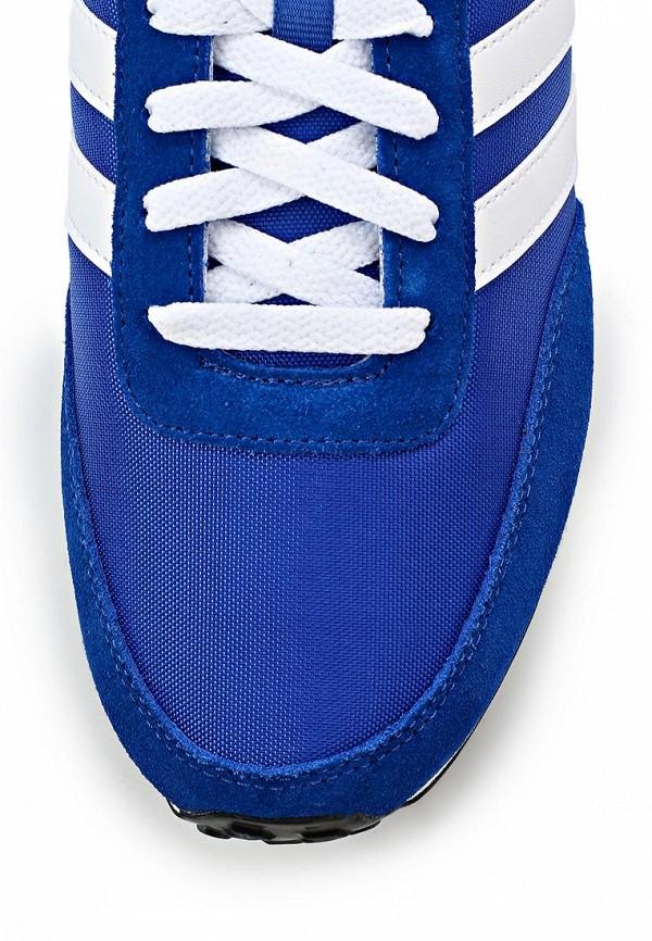 Мужские кроссовки Adidas Neo (Адидас Нео) X73534: изображение 6