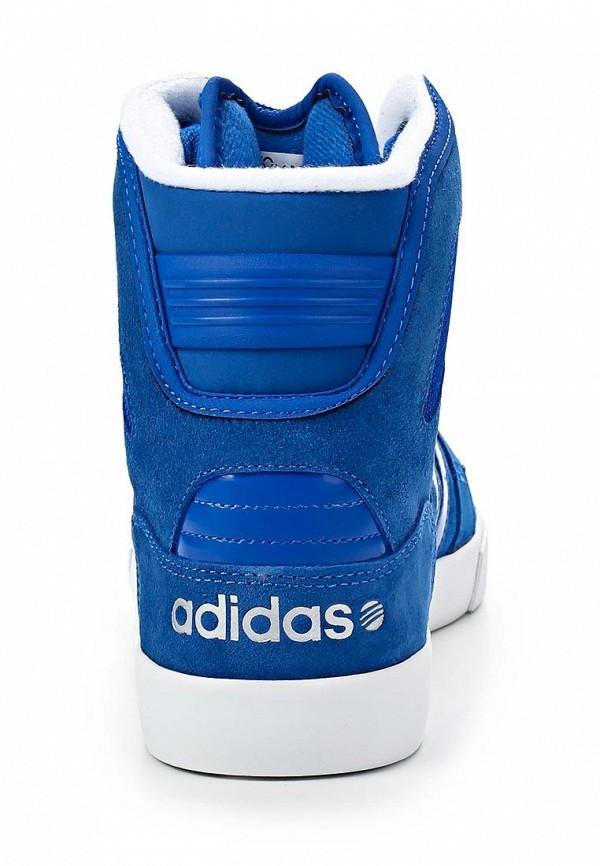 Мужские кеды Adidas Neo (Адидас Нео) F39053: изображение 4