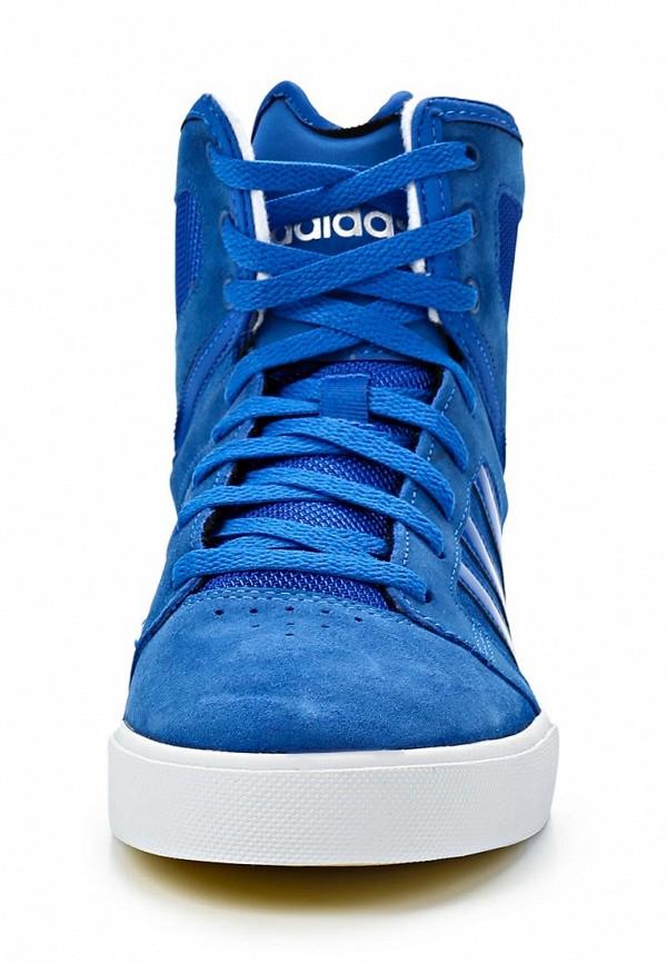 Мужские кеды Adidas Neo (Адидас Нео) F39053: изображение 8