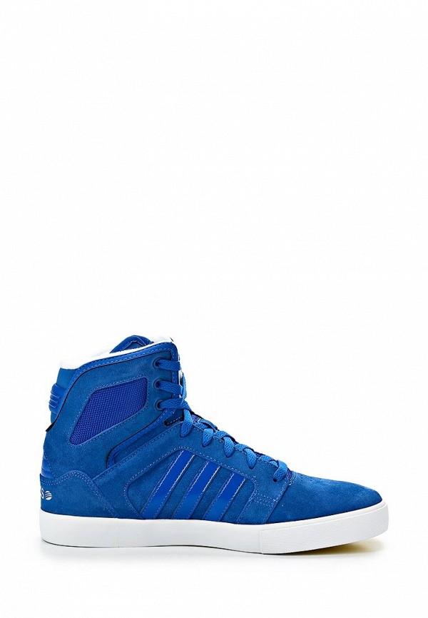 Мужские кеды Adidas Neo (Адидас Нео) F39053: изображение 10
