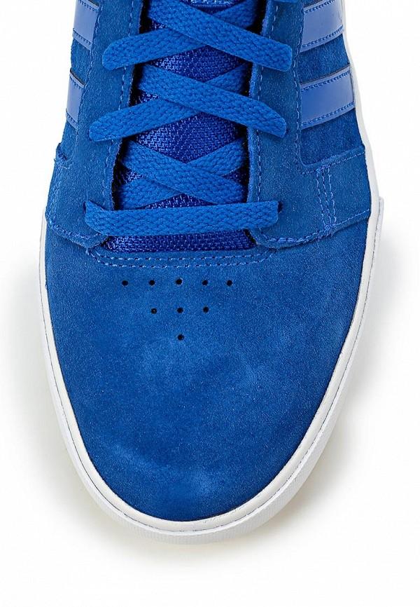 Мужские кеды Adidas Neo (Адидас Нео) F39053: изображение 12