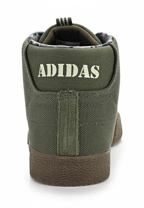 Мужские кеды Adidas Neo (Адидас Нео) F39040: изображение 4