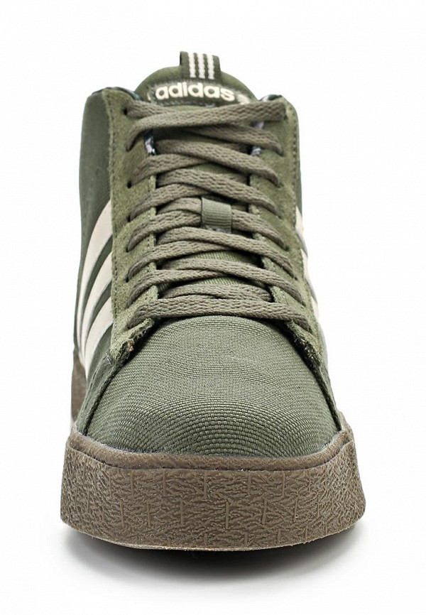 Мужские кеды Adidas Neo (Адидас Нео) F39040: изображение 8