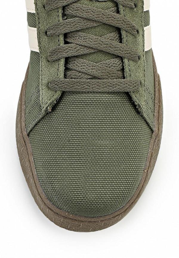Мужские кеды Adidas Neo (Адидас Нео) F39040: изображение 12