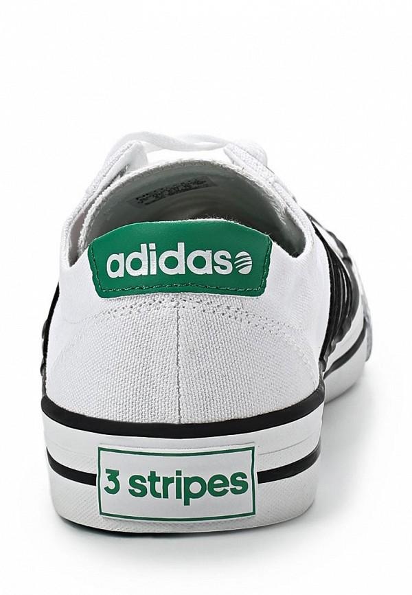 Мужские кеды Adidas Neo (Адидас Нео) F39085: изображение 3