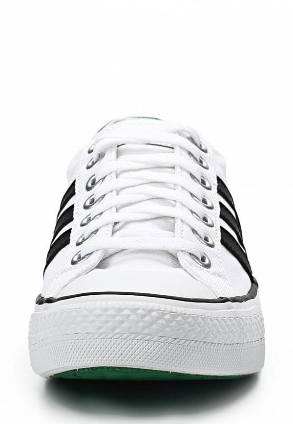 Мужские кеды Adidas Neo (Адидас Нео) F39085: изображение 7