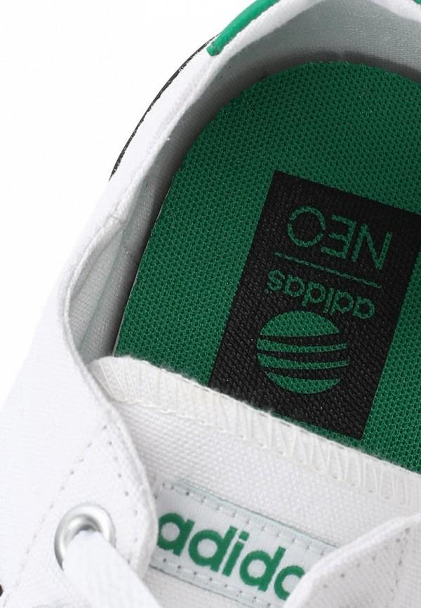 Мужские кеды Adidas Neo (Адидас Нео) F39085: изображение 13