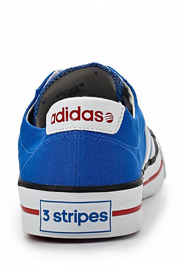 Мужские кеды Adidas Neo (Адидас Нео) F39087: изображение 3