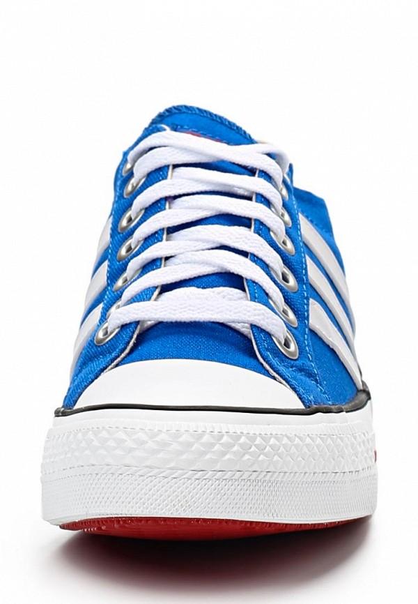 Мужские кеды Adidas Neo (Адидас Нео) F39087: изображение 7