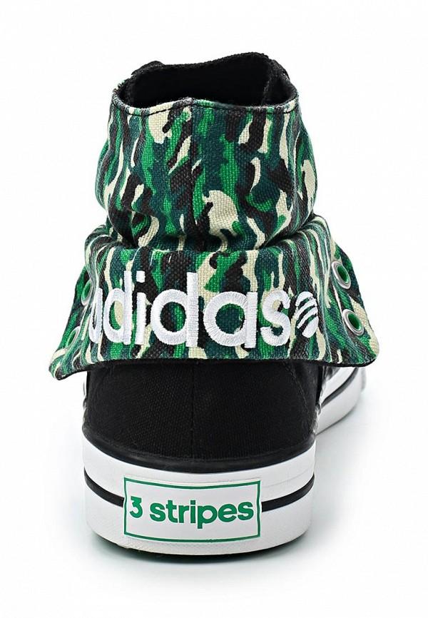Мужские кеды Adidas Neo (Адидас Нео) Q38681: изображение 2