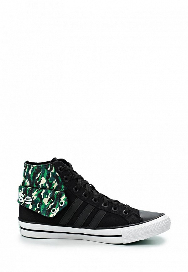 Мужские кеды Adidas Neo (Адидас Нео) Q38681: изображение 5