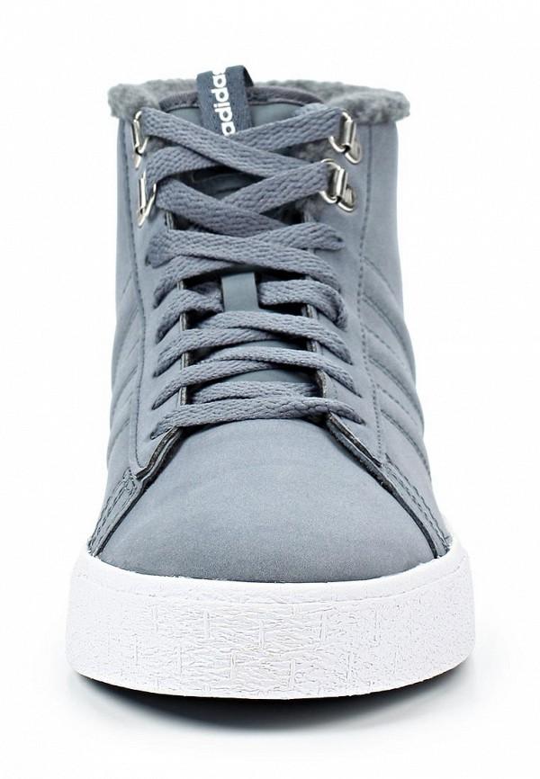 Спортивные мужские ботинки Adidas Neo (Адидас Нео) F38775: изображение 7