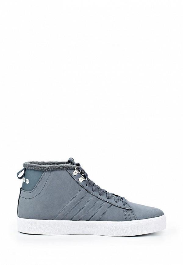 Спортивные мужские ботинки Adidas Neo (Адидас Нео) F38775: изображение 9