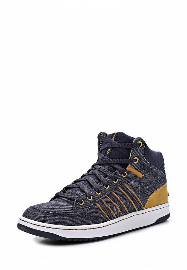 Мужские кроссовки Adidas Neo (Адидас Нео) F38420: изображение 2