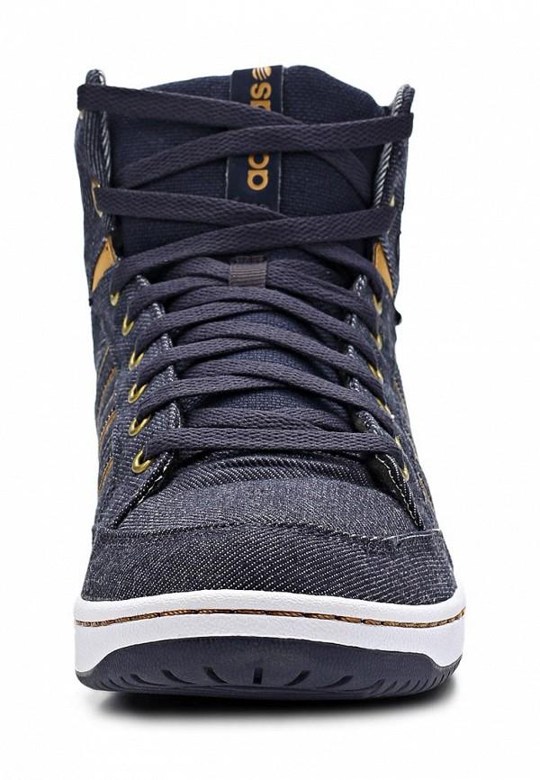 Мужские кроссовки Adidas Neo (Адидас Нео) F38420: изображение 6