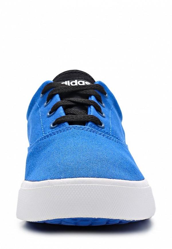 Мужские кеды Adidas Neo (Адидас Нео) F38551: изображение 6