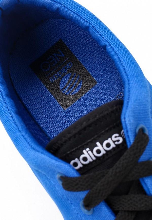 Мужские кеды Adidas Neo (Адидас Нео) F38551: изображение 12