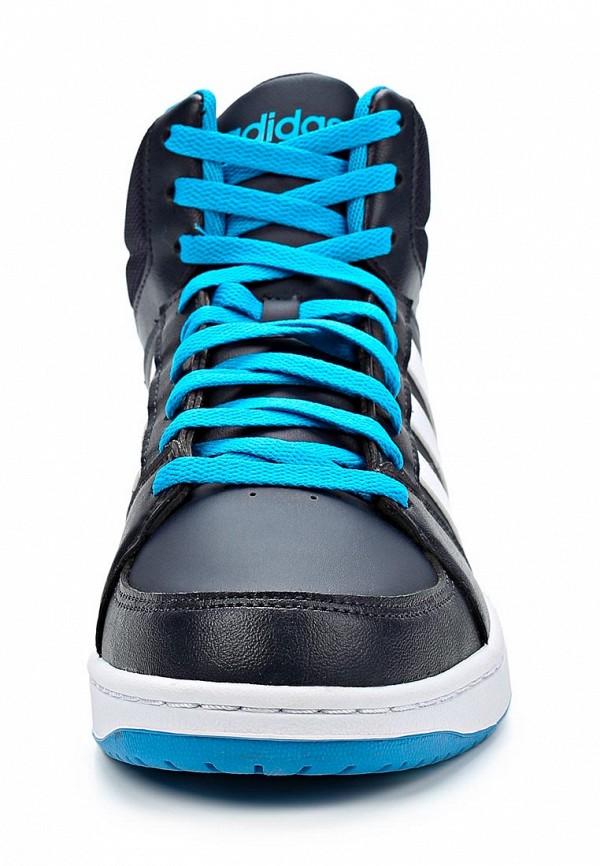 Мужские кеды Adidas Neo (Адидас Нео) F38433: изображение 6
