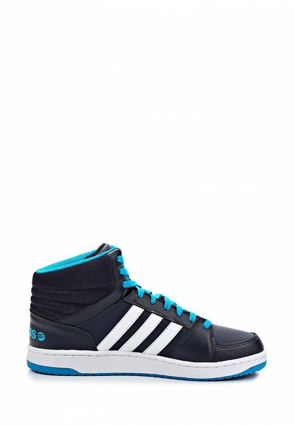 Мужские кеды Adidas Neo (Адидас Нео) F38433: изображение 8