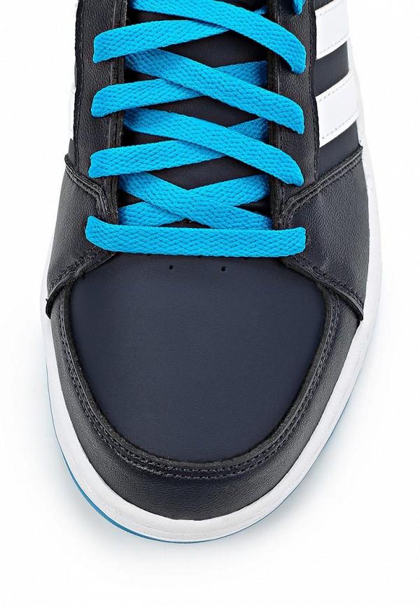 Мужские кеды Adidas Neo (Адидас Нео) F38433: изображение 10