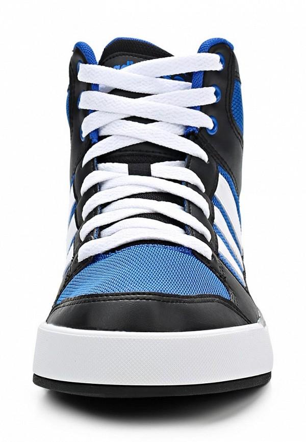 Мужские кеды Adidas Neo (Адидас Нео) F38564: изображение 7