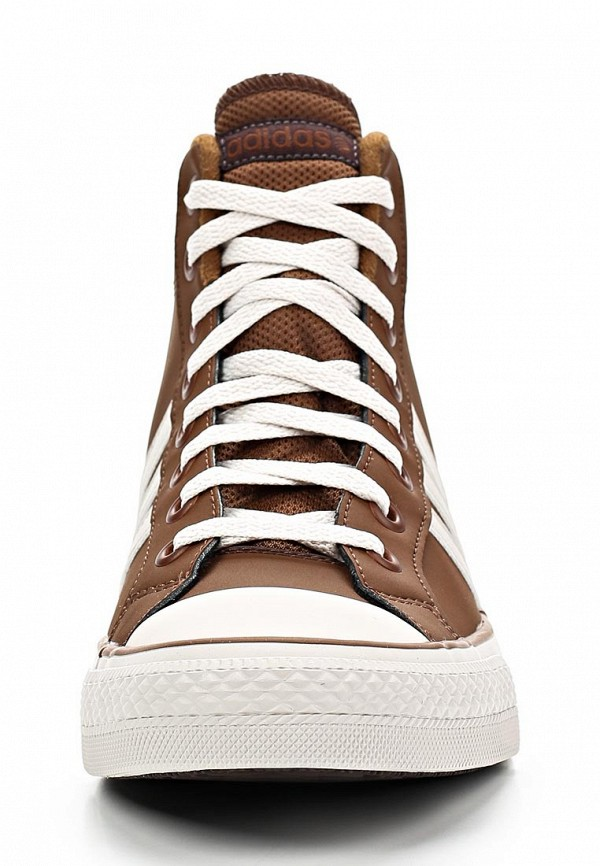 Мужские кеды Adidas Neo (Адидас Нео) F38573: изображение 7