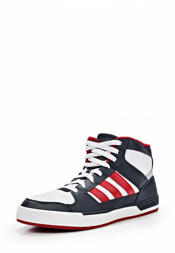 Мужские кеды Adidas Neo (Адидас Нео) F38563: изображение 2
