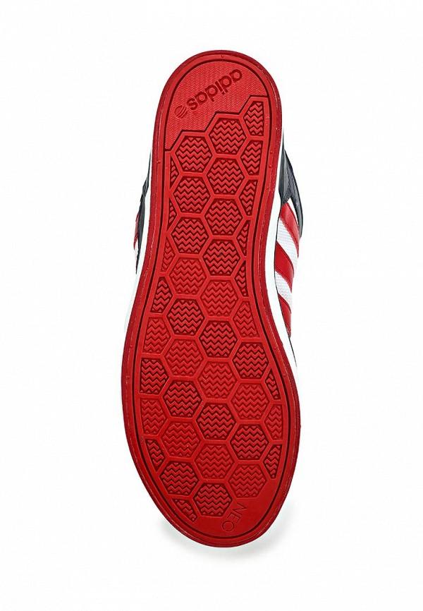 Мужские кеды Adidas Neo (Адидас Нео) F38563: изображение 4