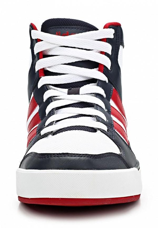 Мужские кеды Adidas Neo (Адидас Нео) F38563: изображение 6