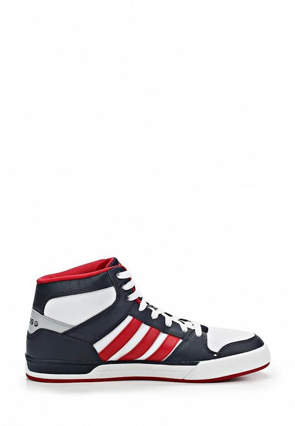 Мужские кеды Adidas Neo (Адидас Нео) F38563: изображение 8