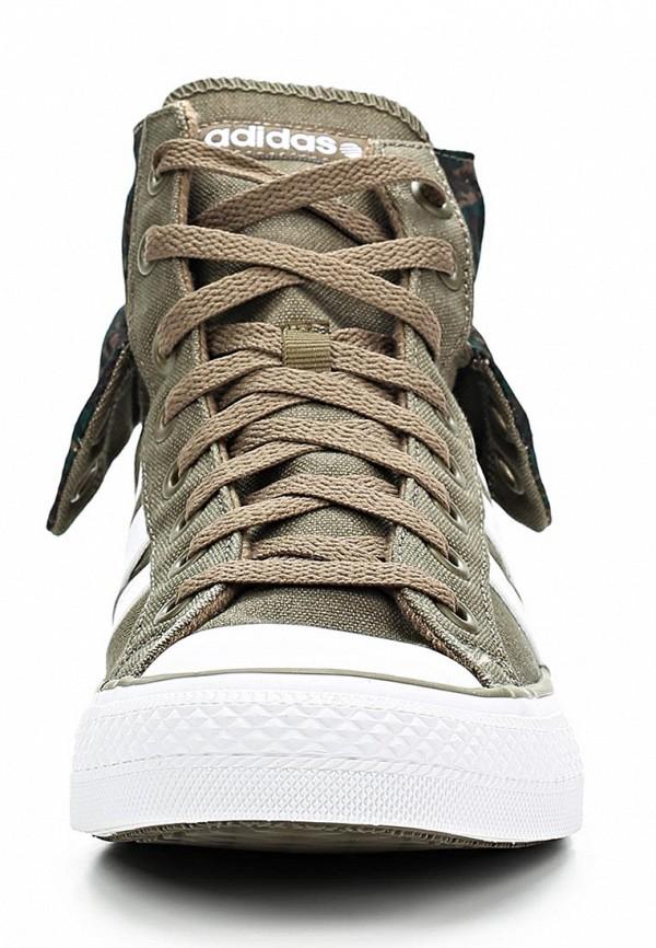 Мужские кроссовки Adidas Neo (Адидас Нео) F38566: изображение 6