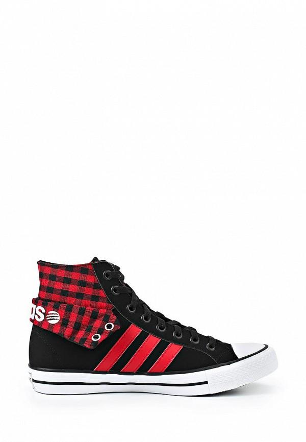Мужские кеды Adidas Neo (Адидас Нео) F38567: изображение 8