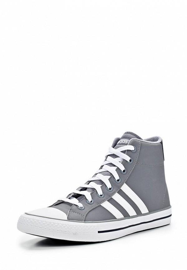 Мужские кеды Adidas Neo (Адидас Нео) F38572: изображение 2